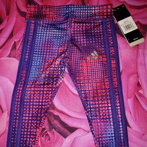 adidas Bottoms - Nwt Adidas 2 2t capri pants girls